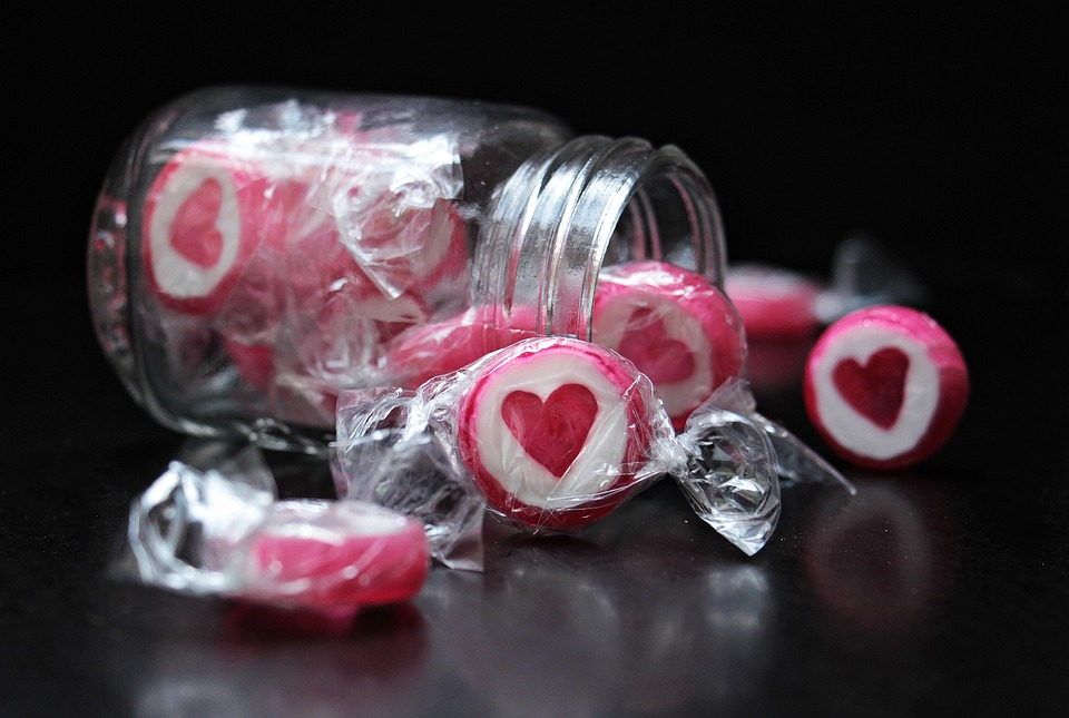 Eat Well, Exercise Often and Treat Yourself to Candy When You Deserve It